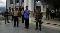 TNI-Polri Apel Siaga Penyelesaian Konflik  Dadibou VS Risa