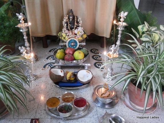 beautiful ganesh chaturthi decor ideas