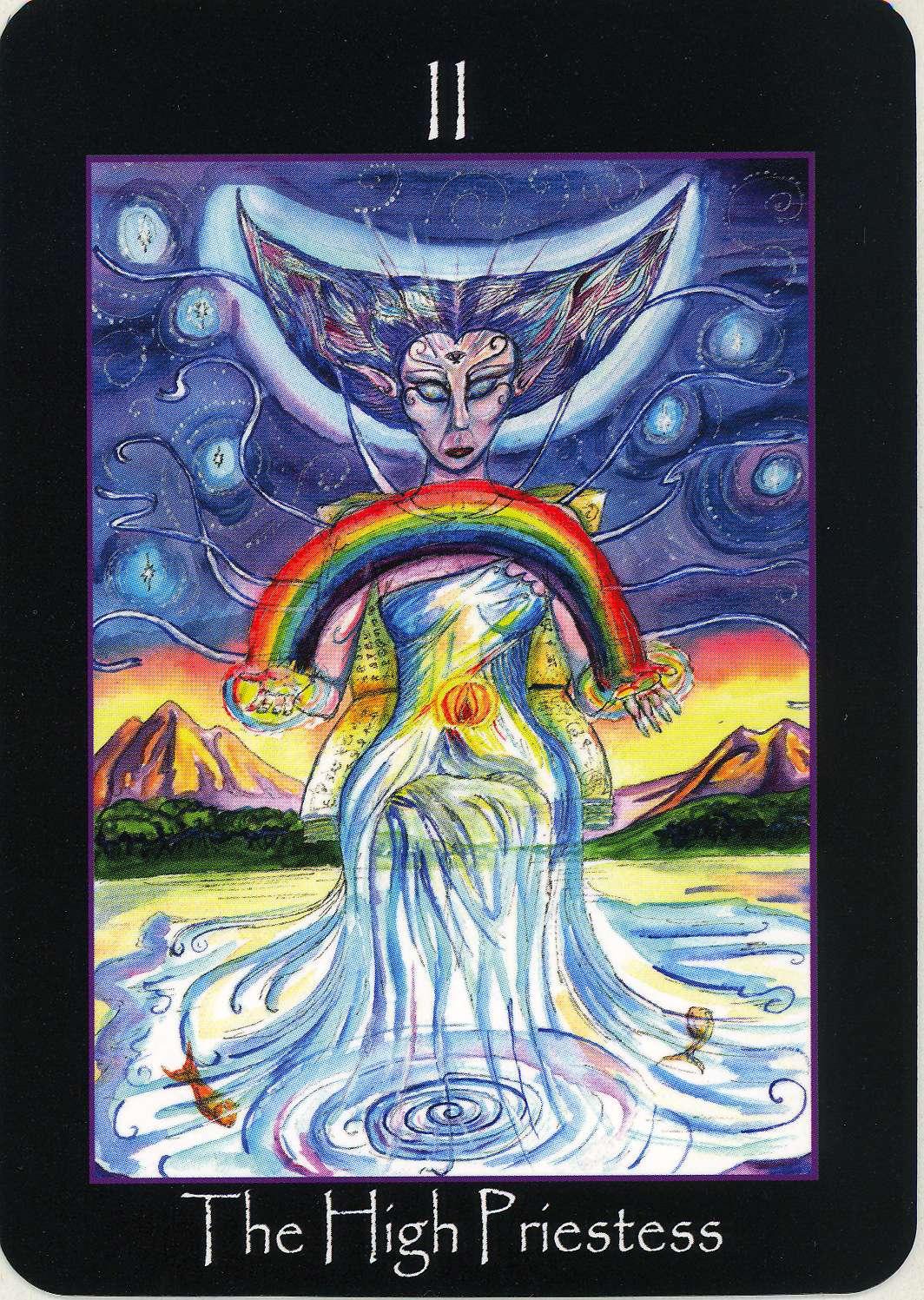 Tarot Of The Legendary: Rowan's Tarot Blog: Tarot Of The Sidhe