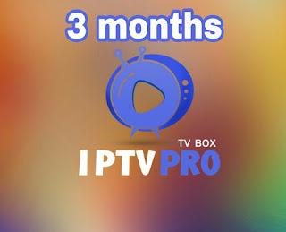 IPTVPRO   FULL Pack 3 months