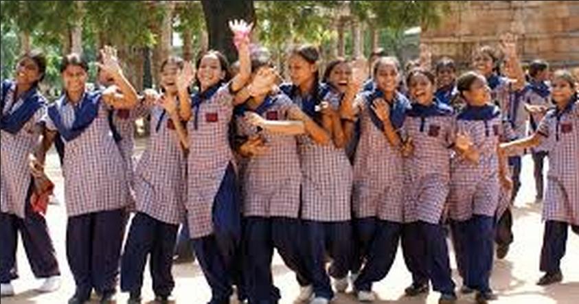 Indian School Days