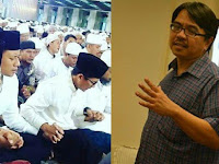 Dosen UI Dibully Netizen usai Sewot Lihat Anis Agus Zikir Bersama di Istiqlal
