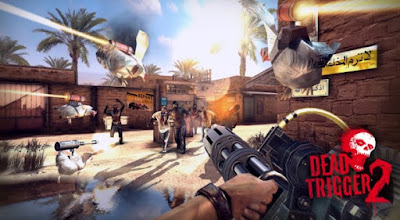 DEAD TRIGGER 2 Mod Apk + Data for Android
