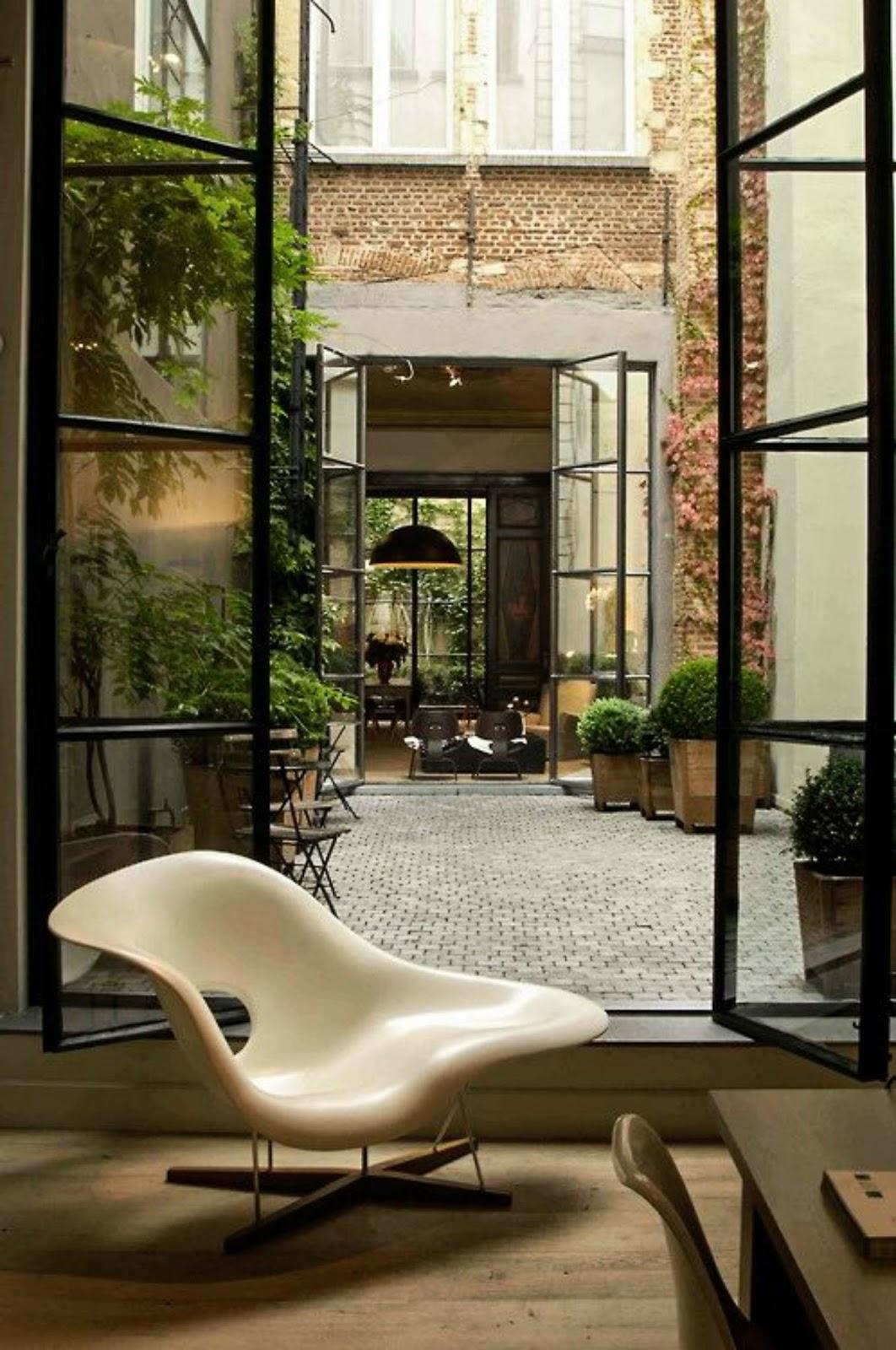 European modern mediterranean interior exterior design architecture