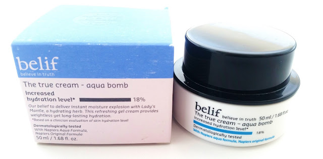 Belif The True Cream - Aqua Bomb