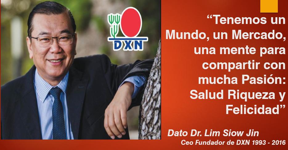 Dr Lim, el fundador de DXN y su historia