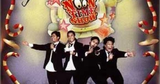 itchyworms noontime show