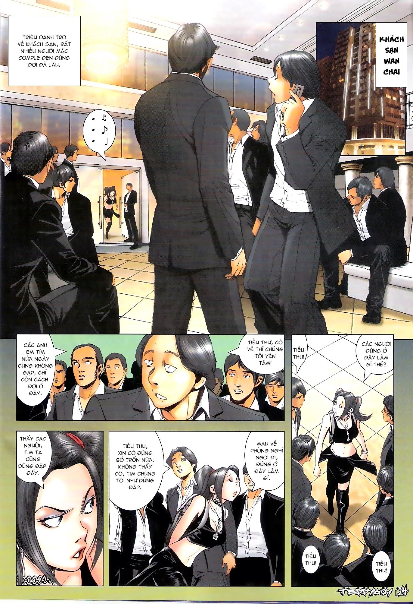 Người Trong Giang Hồ NetTruyen chap 1294 - Trang 21