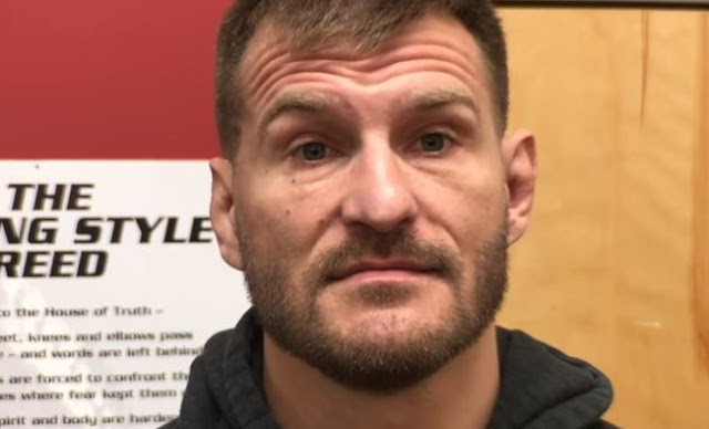 Stipe Miocic Sends STRONG Message To Daniel Cormier, Talks Brock Lesnar & Jon Jones Ahead Of UFC 226