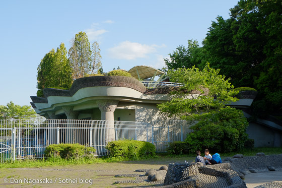 山崎公園のプール