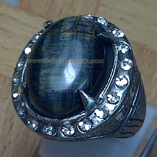 Cincin Batu Black Tiger Eye - ZP 815