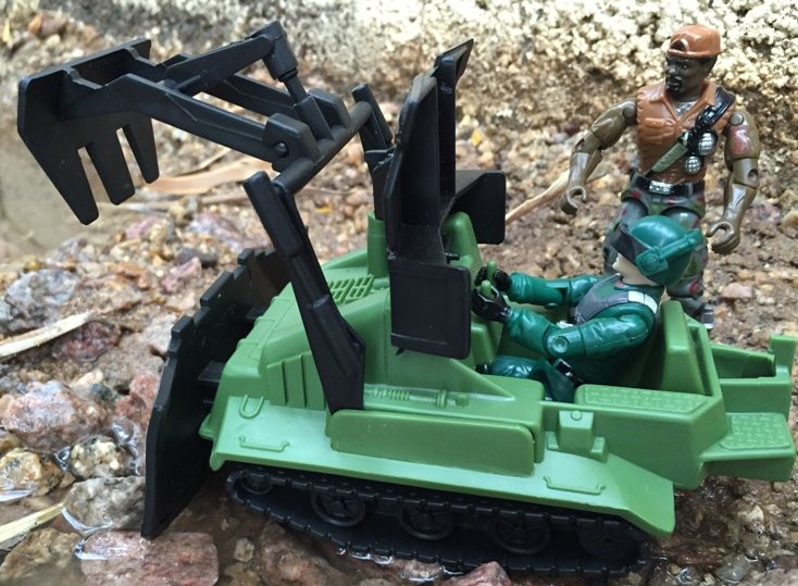 Funskool Bomb Disposal, 1998 Thunderwing, Heavy Duty, Toys R Us Exclusive