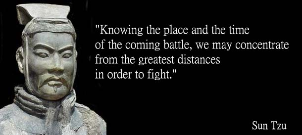 The Art of War by Sun Tzu - Weak Points and Strong