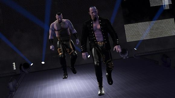 WWE 2k15 reloaded