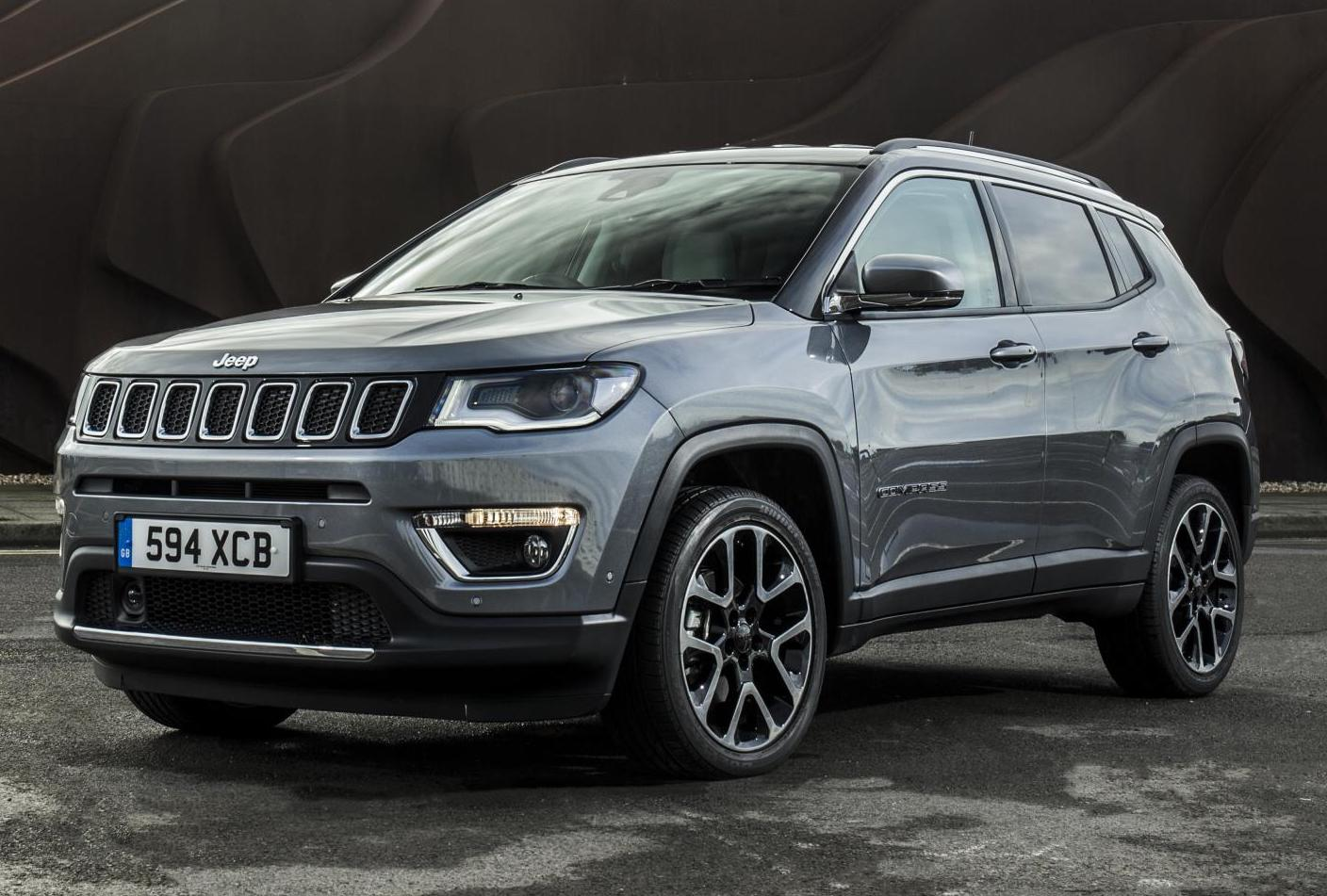 Irish Car Travel Magazine Price For New Jeep Compass Coming In January