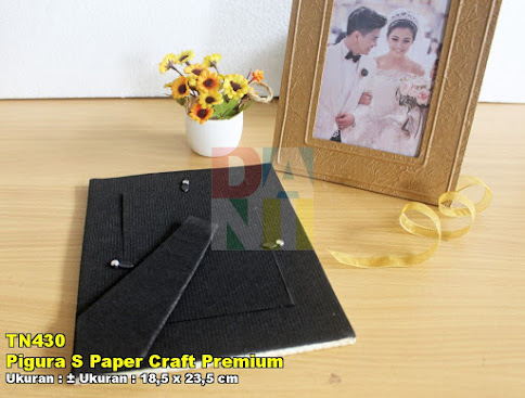 Pigura S Paper Craft Premium