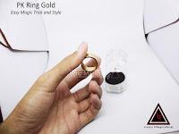 Jual alat sulap Pk Ring Gold