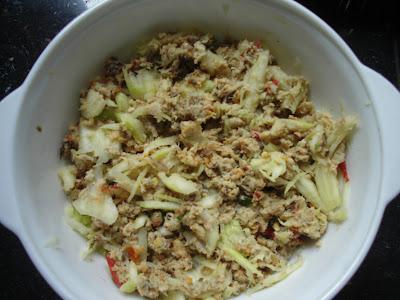 Resepi sambal putik pauh mangga muda simple dan sedap