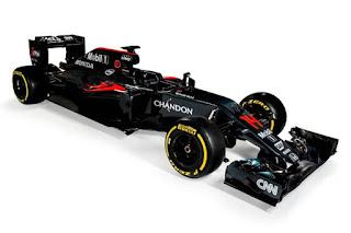 McLaren Luncurkan MP4-31