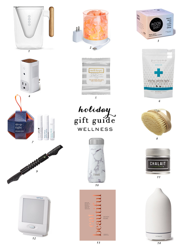 Holiday Gift Guide, Wellness Gifts, Gift Guide, Gift Ideas, Holiday Gifting