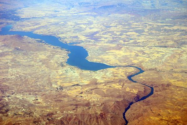 Sungai-Sungai 'Jelmaan' Dari Surga