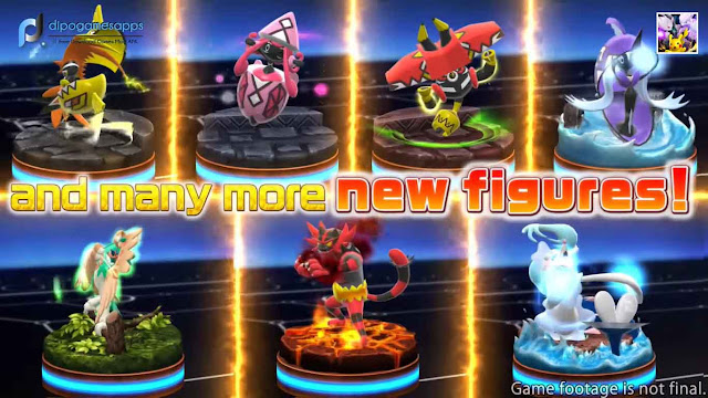 Download Pokemon Duel MOD APK Unlimited Gems and Boosters