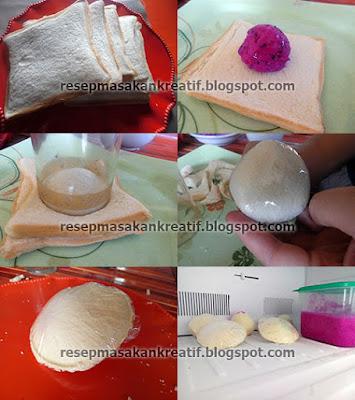 Cara Membuat Es Krim Goreng
