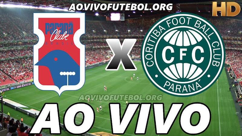 Assistir Paraná vs Coritiba Ao Vivo HD