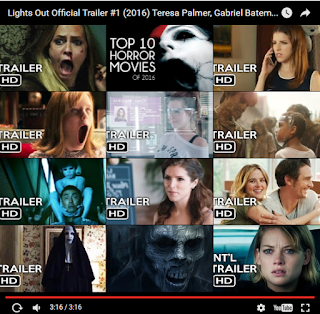 FILEM LIGHTS OUT LAGI SERAM DARI THE CONJURING , review filem lights out