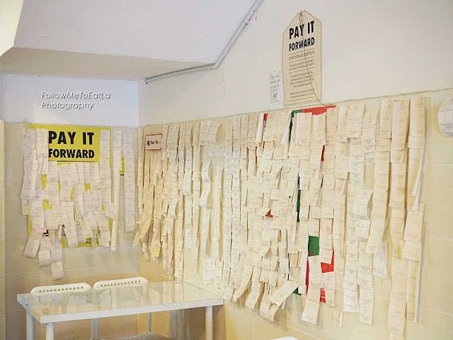 The 'Pay-It-Forward' Wall