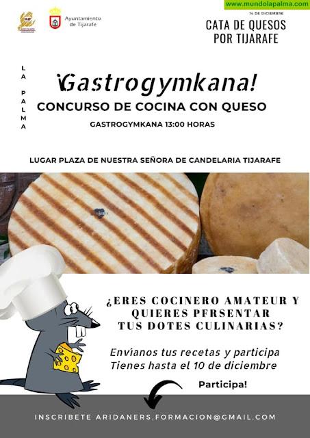 Gastrogymkana y la Cata de Quesos en Tijarafe