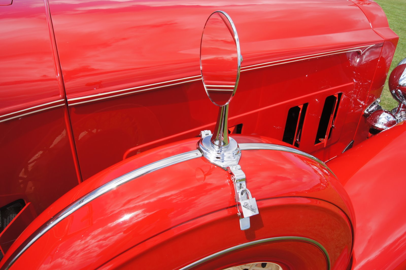 Magi and Sam: A rare one, 1934 Packard  Price when new US$3498