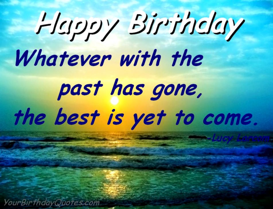 Inspirational Birthday Quotes And Messages | Image Wallpapers