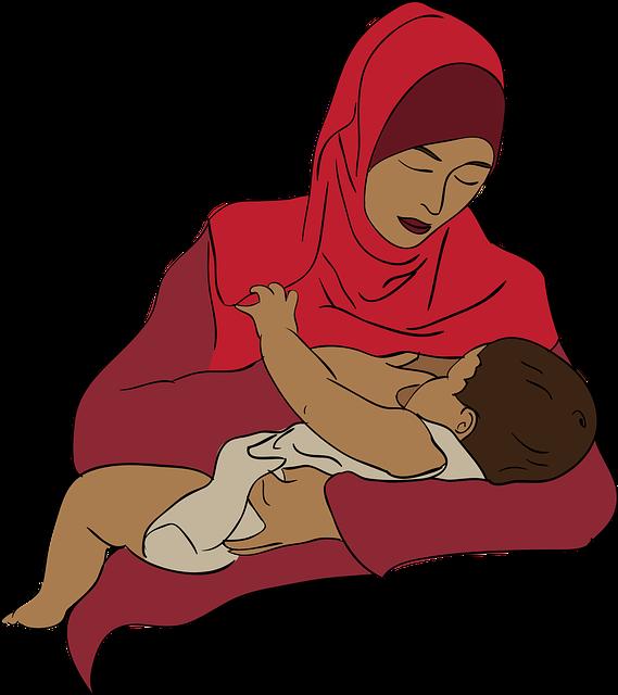 नवजात बच्चे के लिए माता का दूध कम होने पर