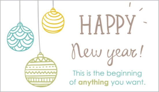 Happy New Year greeting cards 2017 | Happy New Year 2017
