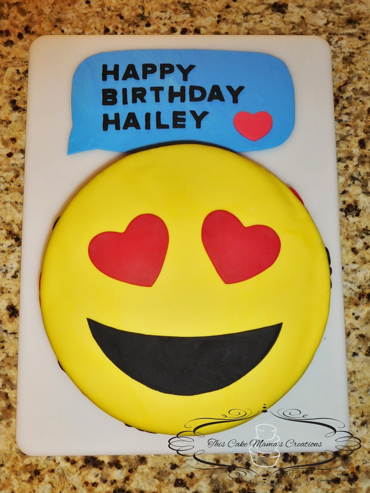 Happy Birthday To An Emoji Obsessed 10 Year Old