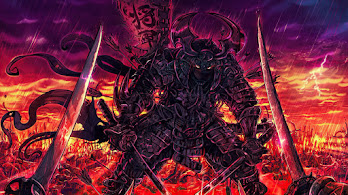Samurai, Katana, Warrior, Epic, Battle, Fantasy, 4K, #4.3075