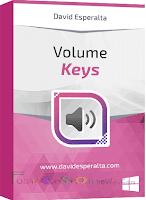 Volume Keys 2016.11 Full Version