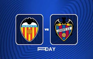 Valencia vs Levante – Highlights