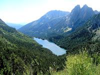 Parque Nacional de Aigüestortes y Lago de San Mauricio - España