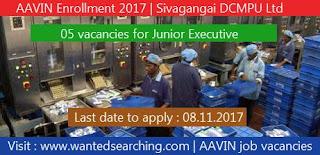 AAVIN job vacancies