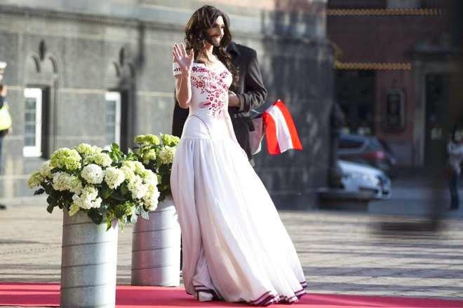 Vita da vip  Conchita Wurst superstar all Eurovision  la cantante ... d4f6b66caae