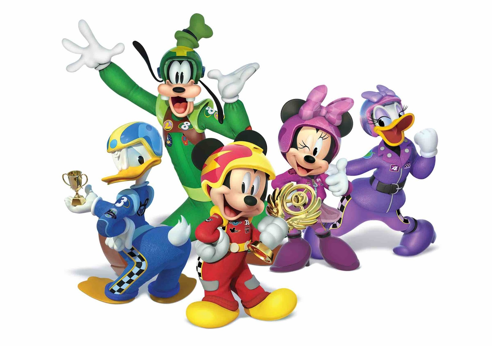 Celestechoo Com Mickey And The Roadster Racers Carnival
