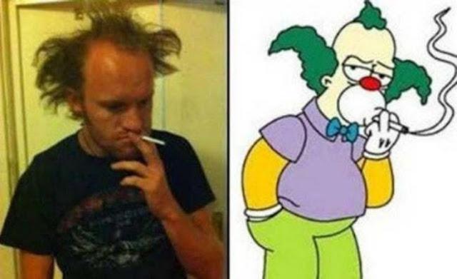 Krusty o palhaço