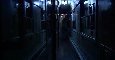 w pociągu