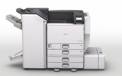 Download Ricoh SP C830DN Driver Printer