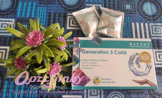 Generation 3 Colla - Selamat Tinggal Kulit Bermasalah