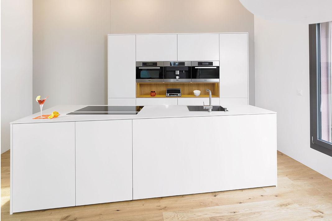 Desain Dapur Minimalis Modern Putih 03