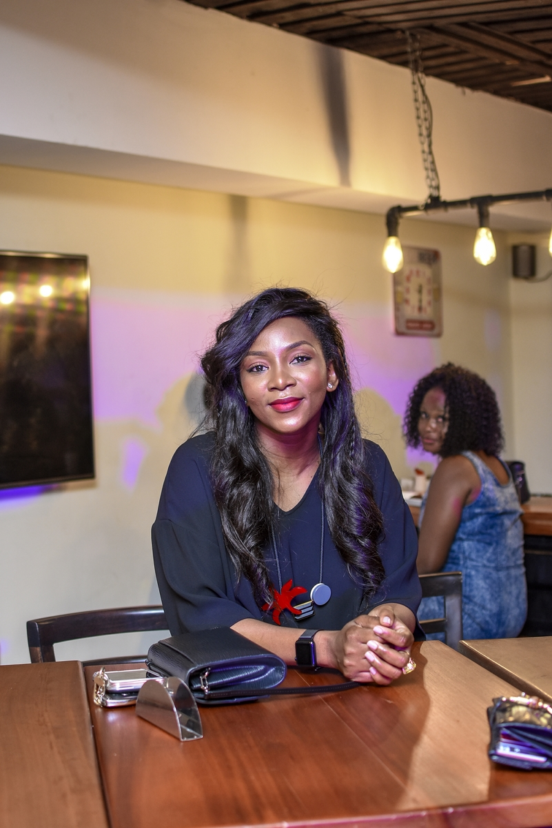 Photos Of Star Actress Genevieve Nnaji At An Event In -9198