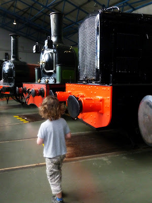 The Boy at the NRM
